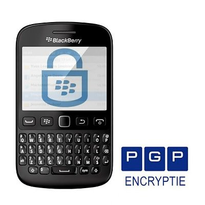 PGP Blackbery Crypto Phone
